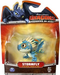 DRAGONS DEFENDERS OF BERK MINI RACING DRAGON STORMFLY