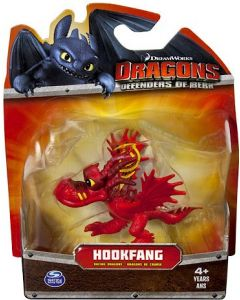 DRAGONS DEFENDERS OF BERK MINI RACING DRAGON HOOKFANG