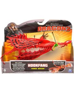 HOW TO TRAIN YOUR DRAGON 2 HOOKFANG POWER DRAGON (Secret Flame Wing)