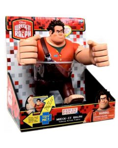 WRECK-IT RALPH - RALPH TALKING ACTION FIGURE
