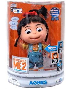 DESPICABLE ME 2 COLLECTOR'S EDITION AGNES 11""
