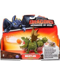 DRAGONS DEFENDERS OF BERK ACTION FIGURE MEATLUG