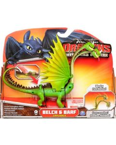 DRAGONS DEFENDERS OF BERK ACTION FIGURE BELCH & BARF