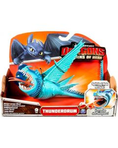 DRAGONS DEFENDERS OF BERK ACTION FIGURE THUNDERDRUM