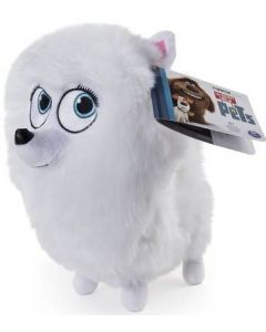 "SECRET LIFE OF PETS 12"" PLUSH GIDGET"