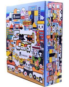 TOKIDOKI SUSHI CARS BLIND BOX CDU