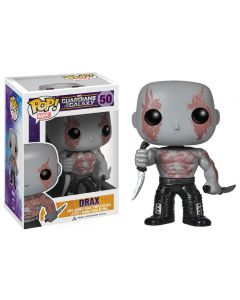 FUNKO POP! MARVEL GUARDIANS OF THE GALAXY VINYL BOBBLE-HEAD DRAX