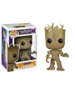 FUNKO POP! MARVEL GUARDIANS OF THE GALAXY VINYL BOBBLE-HEAD GROOT