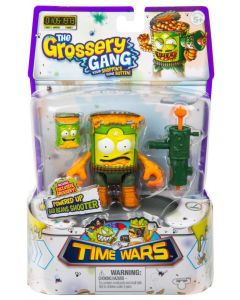 THE GROSSERY GANG S5 W2 ACTION FIGURES BAD BEANS SHOOTER