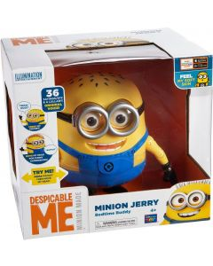 DESPICABLE ME 2 MINION JERRY BEDTIME BUDDY TALKING FIGURE