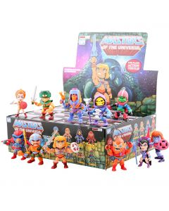 MASTERS OF THE UNIVERSE WAVE 1 ACTION VINYLS PDQ CASE