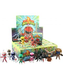 MIGHTY MORPHIN POWER RANGERS WAVE 1 ACTION VINYLS PDQ CASE