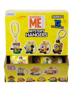 DESPICABLE ME MICRO HANGERS PDQ CASE