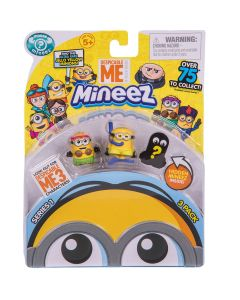 DESPICABLE ME S1 CHARACTER PACK