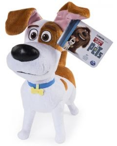"SECRET LIFE OF PETS 12"" PLUSH MAX"
