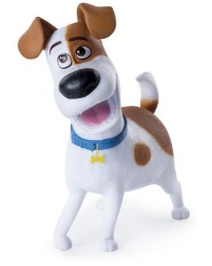 SECRET LIFE OF PETS POSEABLE PET FIGURE MAX (S2)