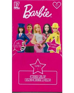 BARBIE COLLECTOR CARDS S1 CDU (x24 Packs)
