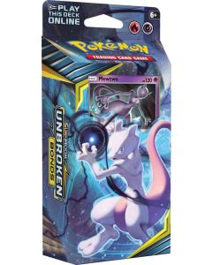 POKEMON TCG UNBROKEN BONDS MEWTWO THEME DECK