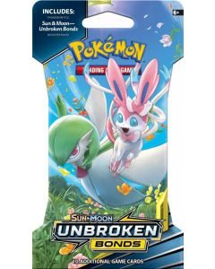 POKEMON TCG UNBROKEN BONDS BLISTER