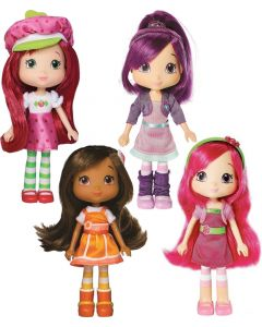 "STRAWBERRY SHORTCAKE 6"" BERRY BEST FRIENDS DOLLS"