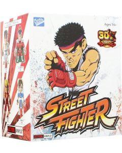 STREET FIGHTER WAVE 1 ACTION VINYLS
