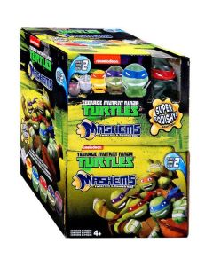 TEENAGE MUTANT NINJA TURTLES MASH'EMS S2 PDQ DISPLAY (x36)