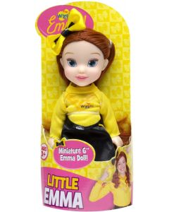 "THE WIGGLES 6"" EMMA DOLL LITTLE EMMA"