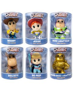 """TOY STORY 4 OOSHIES 4"""" VINYL EDITION FIGURES"""